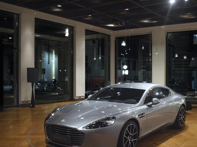 Aston Martin evento - foto 1