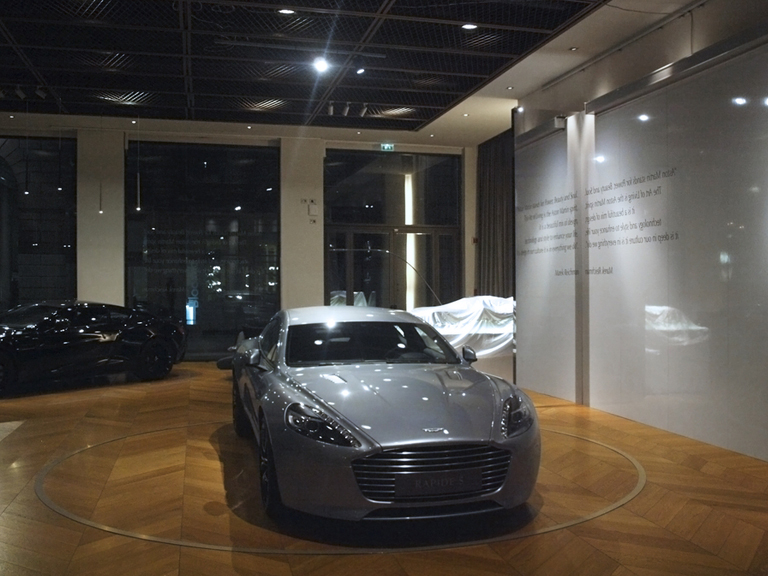 Aston Martin evento - foto 2