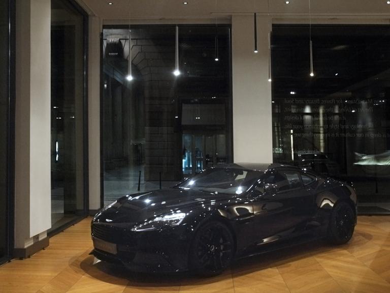 Aston Martin evento - foto 4